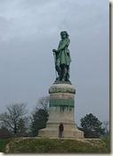 Statue de Vercingetorix à Alesia