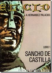 P00003 - El Cid - Libro  - Sancho