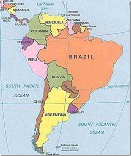 Profecia 10 America do Sul