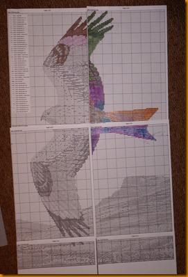 Kite pattern 030711