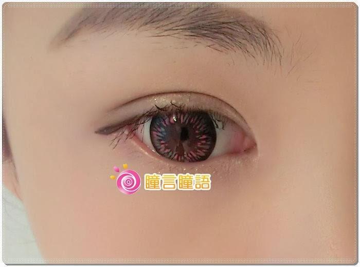 日本ROYAL VISION隱形眼鏡-Summer Doll灰3