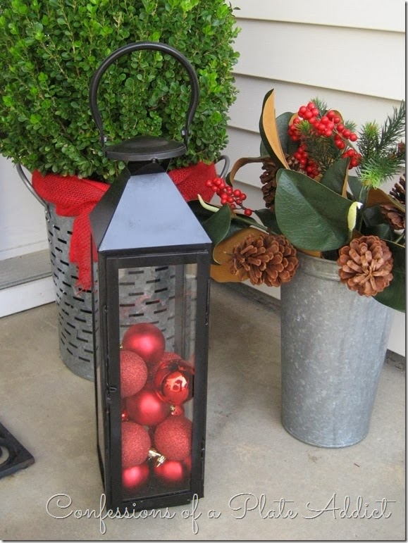 CONFESSIONS OF A PLATE ADDICT A Farmhouse Christmas Porch3