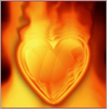 juego de corazon de fuego