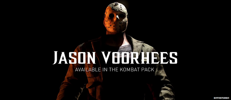 Jason de Viernes 13 será el nuevo personaje para Mortal Kombat X