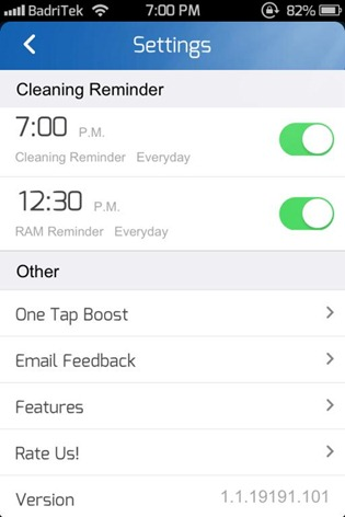 Clean Master Cydia Tweak Is An iPhone Cleaner and RAM Booster (3)