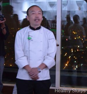 Chef Zhang Hao