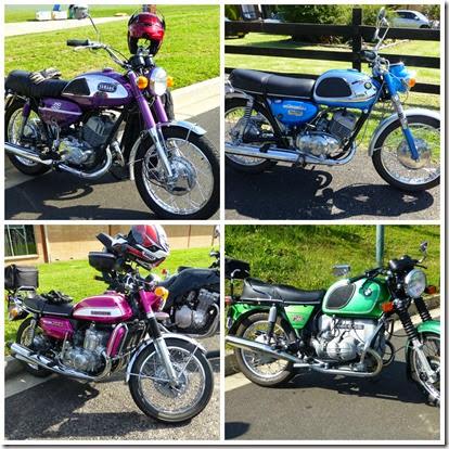 70s bikes