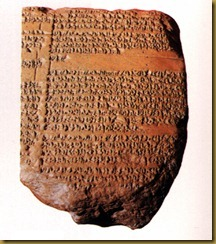 Babiloni Krónika - Nabu-naid uralk., Babilon eleste Círusz á