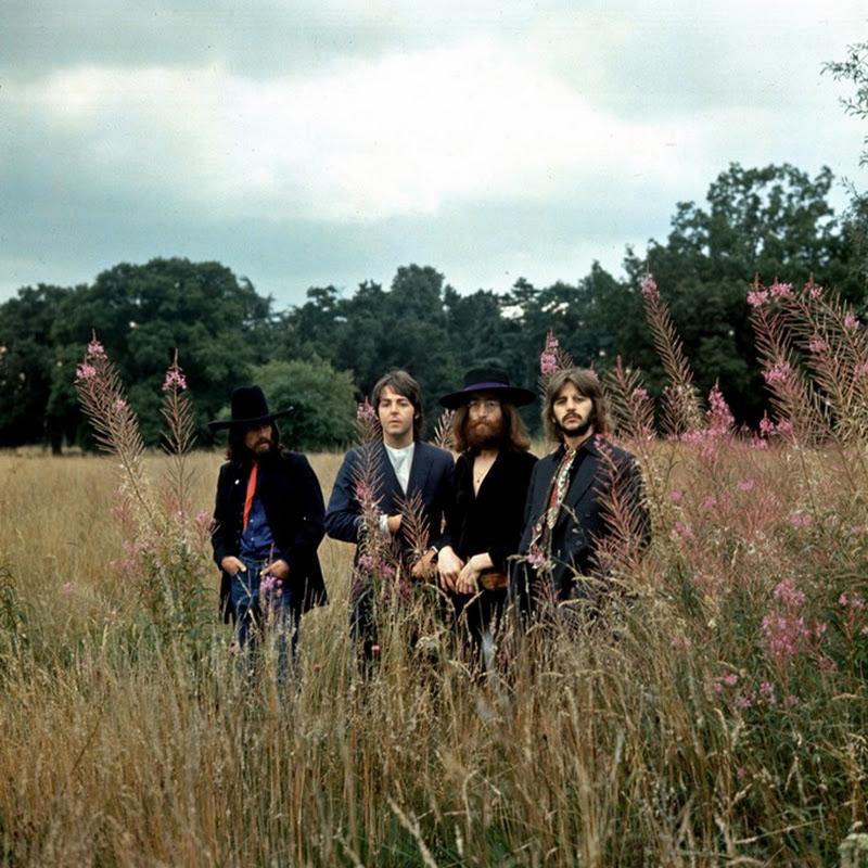 A última sessão de fotos dos Beatles