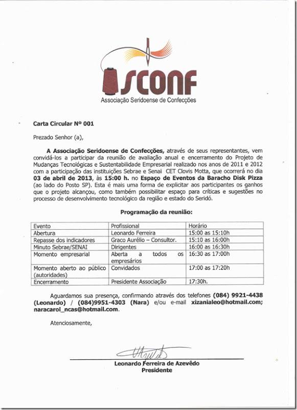 convite asconf