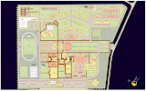 5km Radious Land Use Plan, Muscat International Airport, Seeb