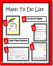 Use a to do list instead of a center rotation in order to increase student engagement and decrease transition times.  Find more details at Raki's Rad Resources.