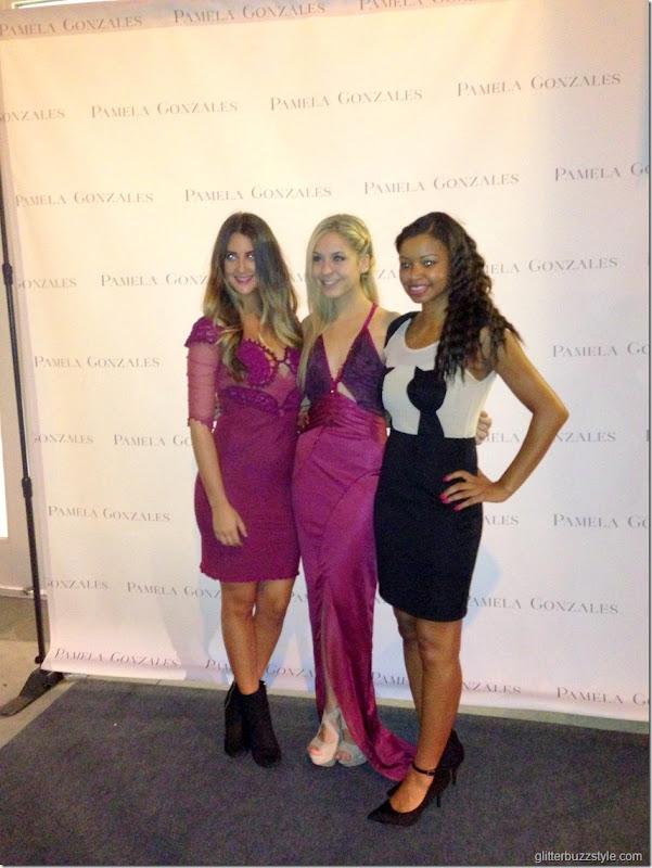 Jacqueline Borcelli, Pamela Gonzales, Chastity Palmer-Davis (3)