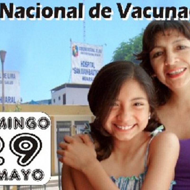 Día Nacional de Vacunación