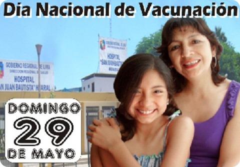 vacunación perú