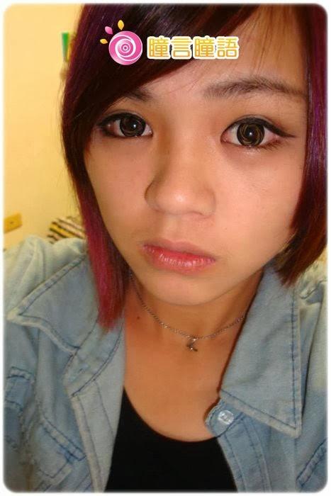 日本EOS隱形眼鏡-Barbie Doll芭比娃娃咖16