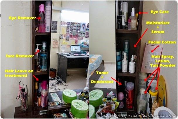Organized makeup 7