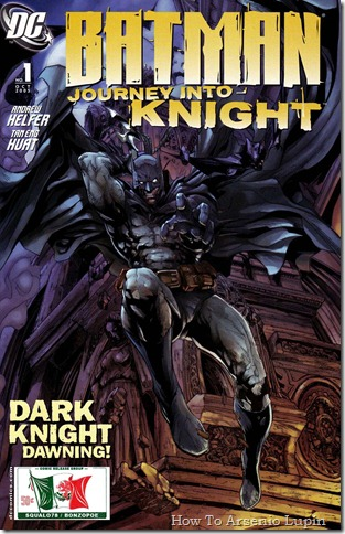 2012-05-30 - Batman - Journey Into Knight