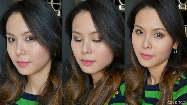 Guerlain Spring Les Tendres Makeup Look Review (2)