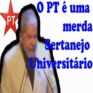 Lula diz que o PT é uma merda