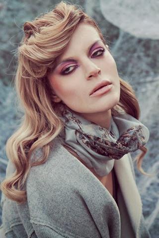 model gaya rambut untuk wajah lonjong