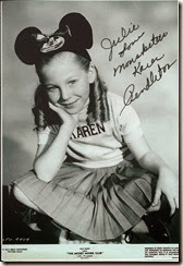 Mousketeer Karen
