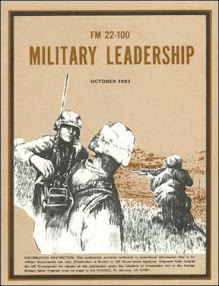 Cover of Il Holdridge's Book Us Army Military Leadership