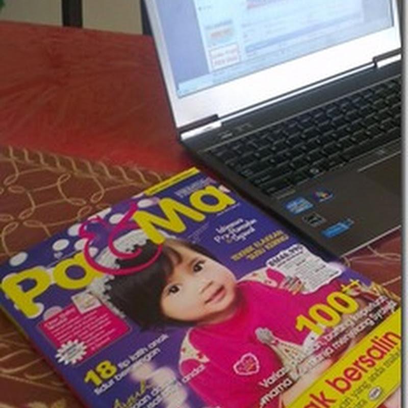 PA&MA edisi Julai 2012 , dah keluar laa !!