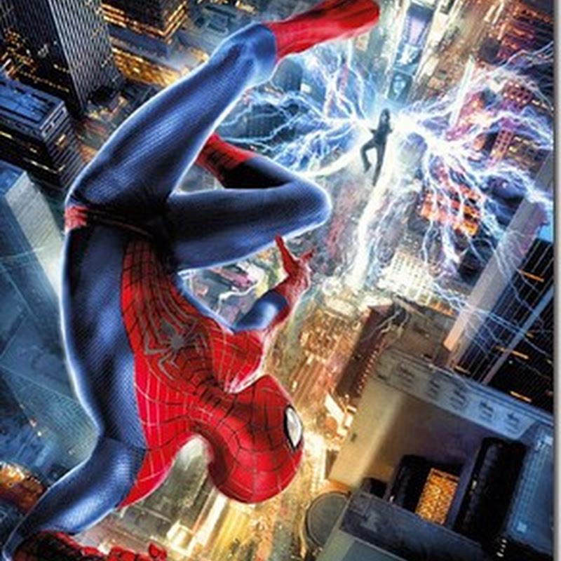 ดิ อะเมซิ่ง สไปเดอร์แมน 2 ผงาดจอมอสุรกายสายฟ้า (เส The Amazing Spider-Man 2 : Rise of Electro (2014) พากษ์ไทย