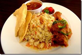 Nasi-Beriani-ayam