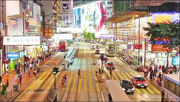 اسواق هونغ كونغ