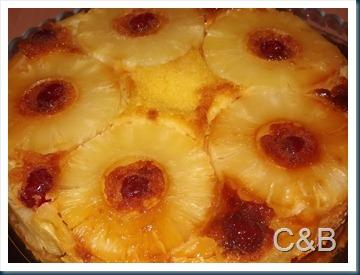 Bolo de Anans caramelizado (4)