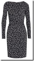Michael Michael Kors Printed Stretch Jersey Dress