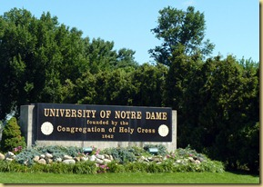 2011-07-13 - IN, South Bend - Notre Dame University Tour (1)