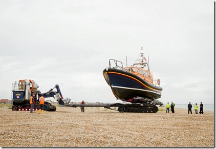 Shannon lifeboat 12