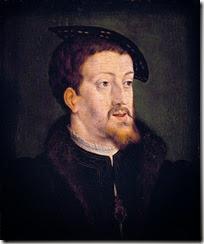 Karel V (1500-1558), keizer van het Heilige Roomse Rijk