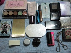 travel makeup, bitsandtreats
