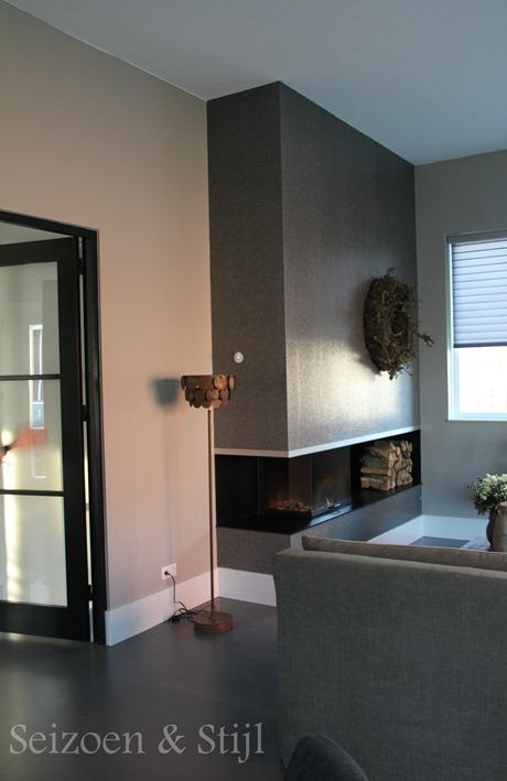 Seizoen stijl meer warmte en gezelligheid - Moderne kleur huis ...
