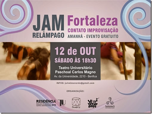 JAM relampago Fortaleza 131012