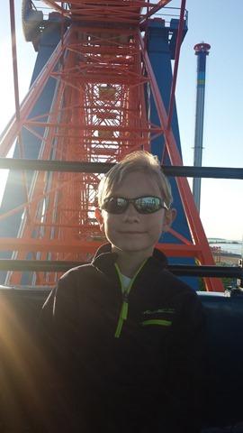 Cell Cedar Point 363