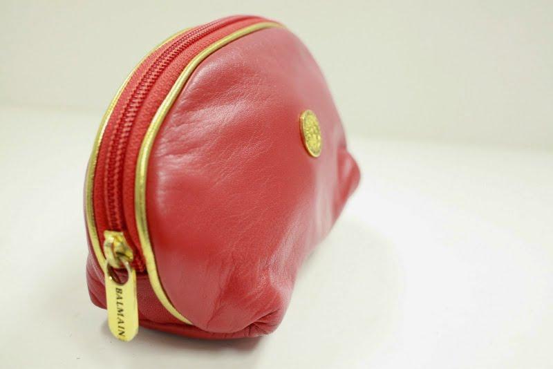 Pierre Balmain Small Zip Bag