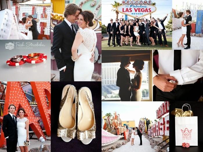 Las Vegas Neon Museum Wedding Las Vegas