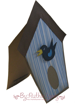 Bird house - Platypus Creek Digitals 2