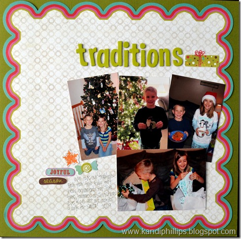 Traditions Brady