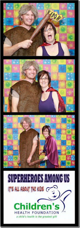 Photo Booth Image Strip 3