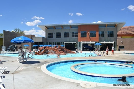 Moab Aquatic Center