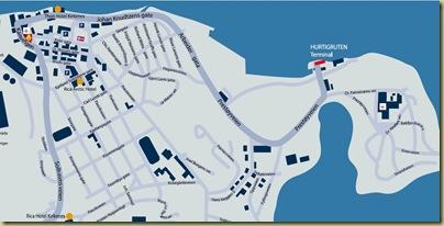 Kirkenes Map