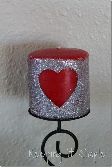 glitter candle (8)