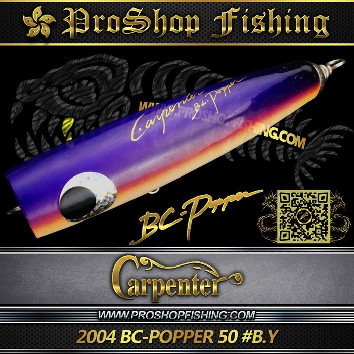 carpenter 2004 BC-POPPER 50 #B.Y.5