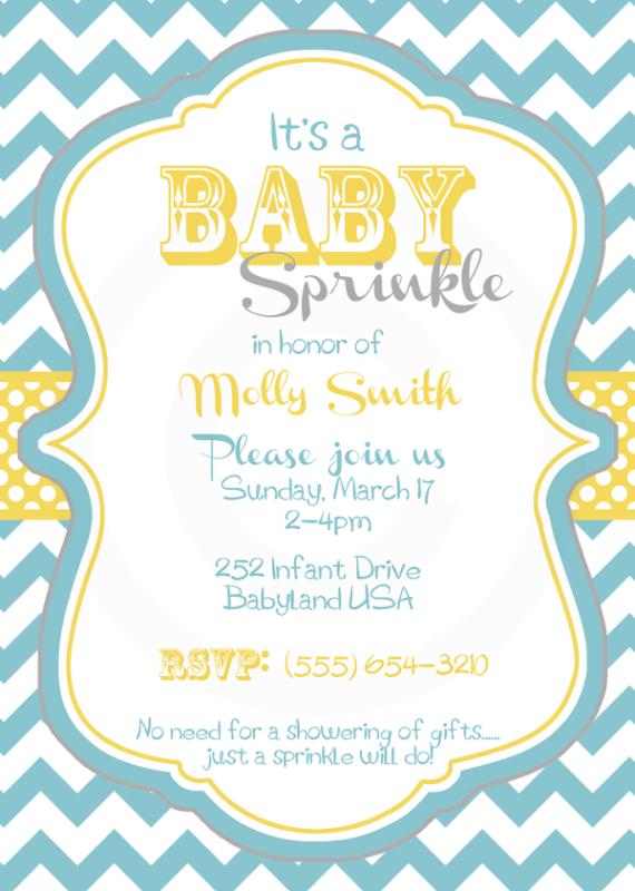 Baby-Sprinkle